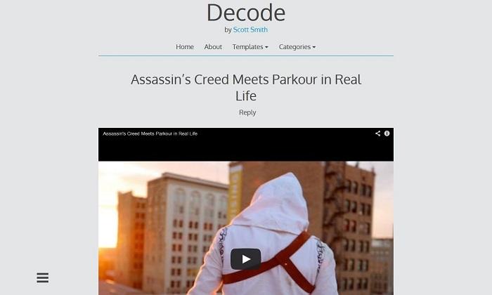 Decode-Wordpress