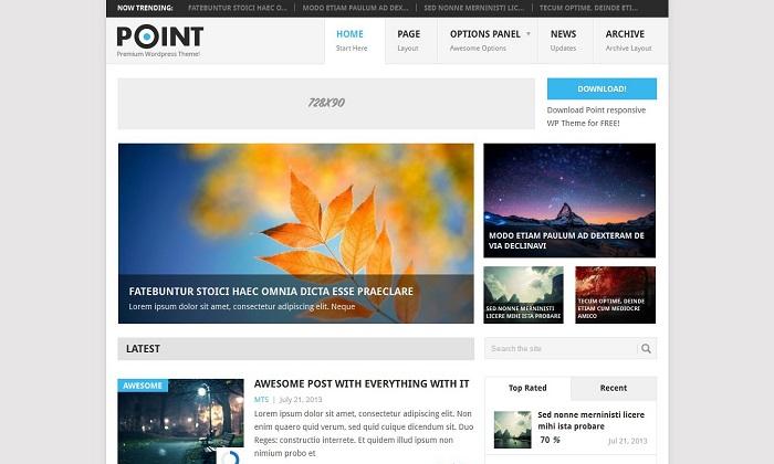 Point-Wordpress