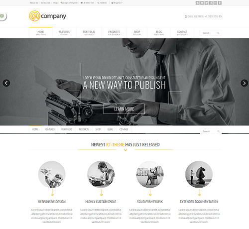 Corporate Websites asWeb